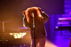 BEVERLY HILLS, CA - JUNE 22: H.E.R. performs onstage at the ASCAP 2017 Rhythm & Soul Music Awards at the Beverly Wilshire Four Seasons Hotel on June 22, 2017 in Beverly Hills, California. (Photo by Earl Gibson III/Getty Images for ASCAP)