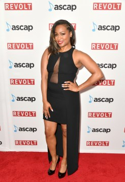 BEVERLY HILLS, CA - JUNE 22: ASCAP Associate Director Moya Nkruma at the ASCAP 2017 Rhythm & Soul Music Awards at the Beverly Wilshire Four Seasons Hotel on June 22, 2017 in Beverly Hills, California. (Photo by Earl Gibson III/Getty Images for ASCAP)
