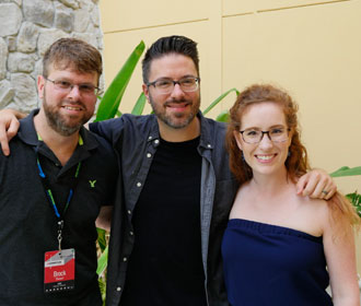CHRI CA radio with Danny Gokey