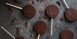 CBD on Chocolate