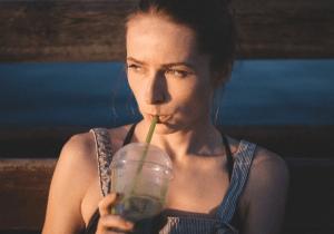drink greens juice