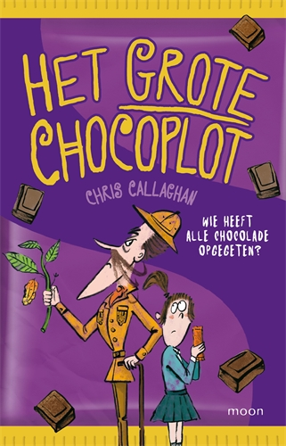 Het Grote Chocoplot, The Great Chocoplot, Chris Callaghan, The Chocopocalypse
