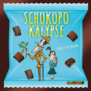 Schokopokalypse audio, The Great Chocoplot, Chris Callaghan, Chocopocalypse