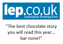 Lancashire Evening Post Review of The Great Chocoplot by Chris Callaghan