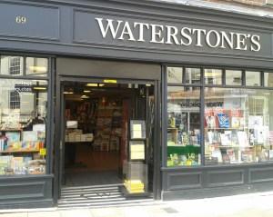 Waterstones Durham, The Great Chocoplot, Chris Callaghan
