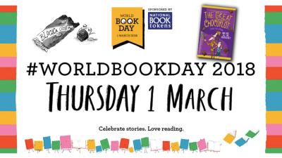 World Book Day, The Great Chocoplot, Chris Callaghan
