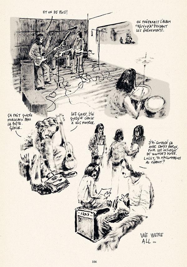 """Résultat de recherche d'images pour """"redbone histoire vraie d'un groupe de rock indien"""""""