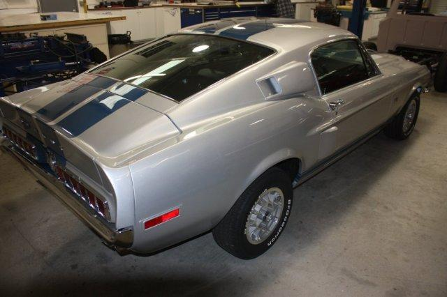 CLAY 1968 GT500KR SHELBY CLONE