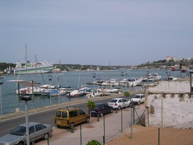 Mahon harbour