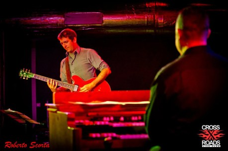 Live in Rome with Charlie Wood Organ Trio