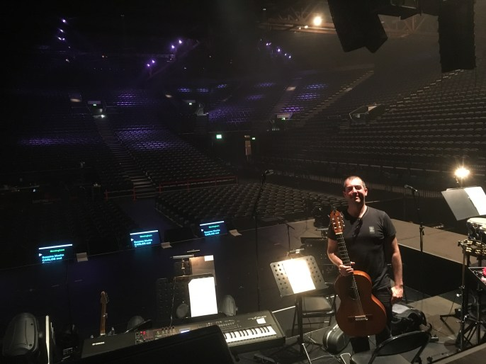Dublin Arena with Il Divo 2016