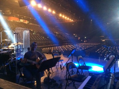 Arena tour with Il Divo 2014