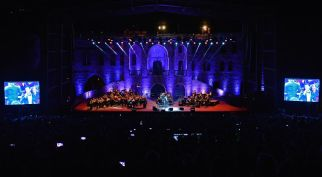 Beiteiddine Festival Lebanon with Omar Kamal