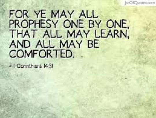 prophesy-one