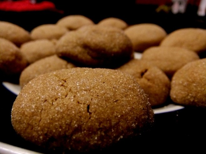 Ginger snaps (15)