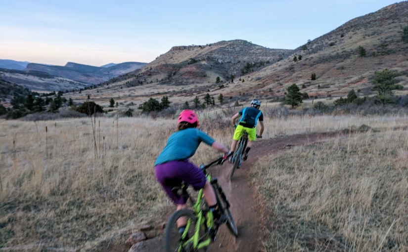 Moab Rocks: coming right up