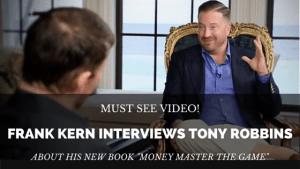 Frank Kern Interviews Tony Robbins