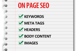 On Page SEO Blogging Tips