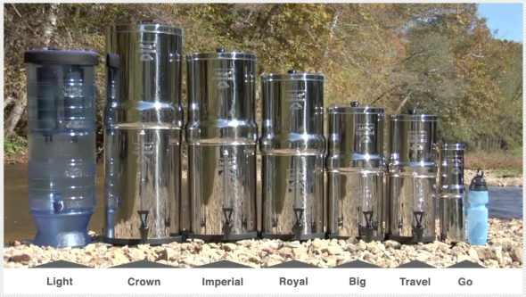 5 Reasons Why I Love My Berkey Water Purifier