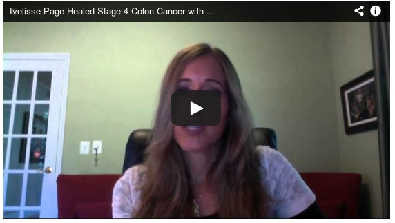 How Ivelisse healed stage 4 colon cancer with mistletoe