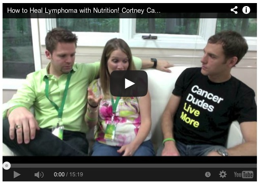 How to heal Hodgkins lymphoma with nutrition: 5 year follow up with Kevin & Cortney Campbell