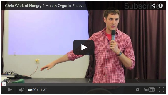 Watch my talk from the 2013 Hungry 4 Health Festival