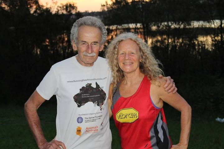She healed cancer with raw food then ran 366 marathons in a row