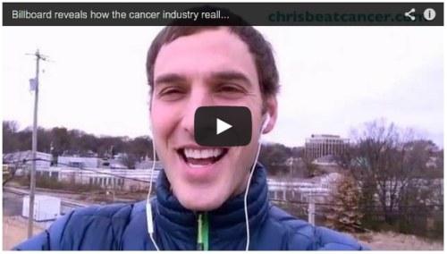 Raw Food Diet Chris Beat Cancer