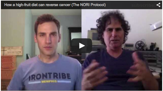How a high-fruit diet can reverse cancer: The science behind the NORI Protocol
