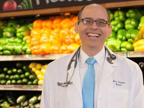 "Dr. Michael Greger MD on ""How Not to Die"". Preventing and reversing our leading killer diseases with nutrition."