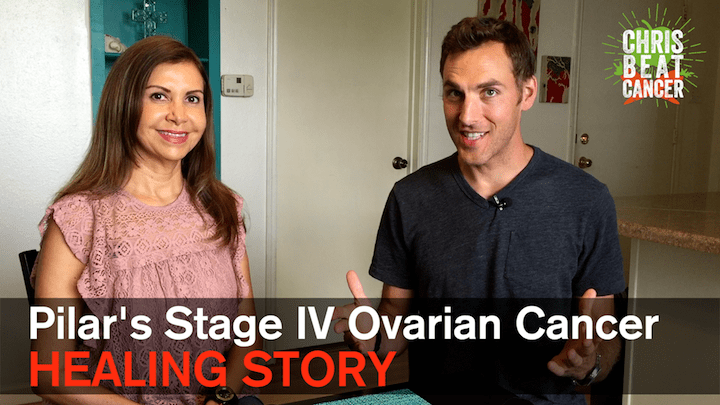 Pilar's Stage IV Ovarian Cancer Healing Story