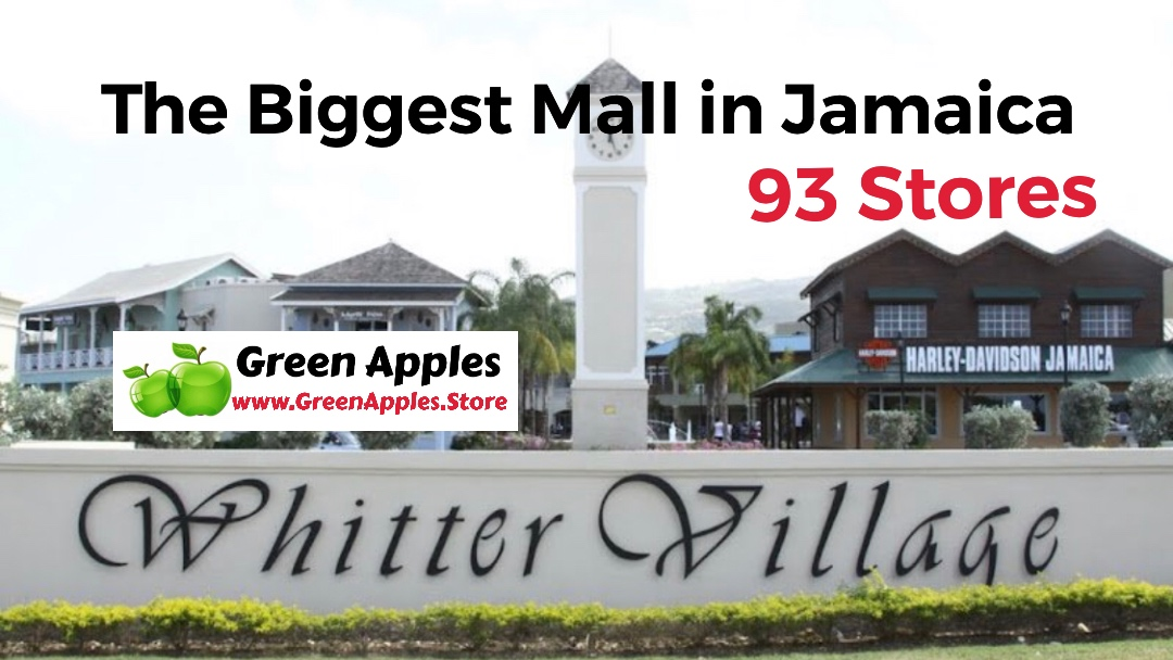 Whitter Village Shopping Mall Montego Bay Jamaica