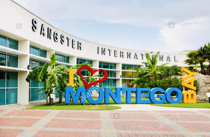 Sangster International Airport Montego Bay Jamaica