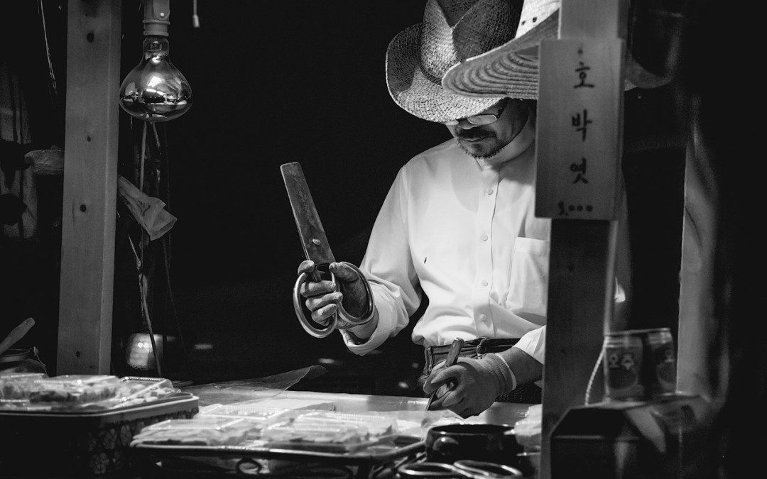 The Candyman: Traditional Occupations in Modernising Korea