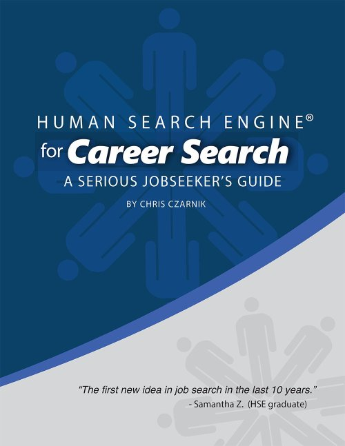 Job Search Book from Chris Czarnik