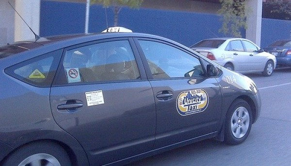 Unicity Taxi - Toyota Prius
