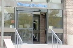 Winnipeg Free Press Building