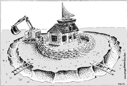 Flood Dike - Dan Phelps