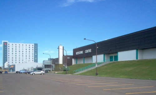Keystone Centre - Brandon