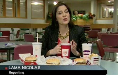 Lama Nicolas - Fast Food