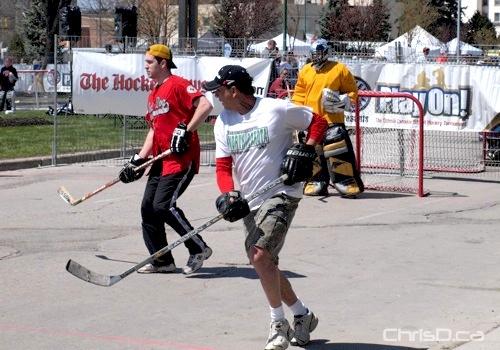 Play On! Hockey Tournament
