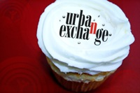 Urban Exchange Cupcake
