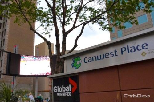 Canwest Place - Manitoba Moose