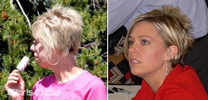 Kate Gosselin Winnipeg Haircut