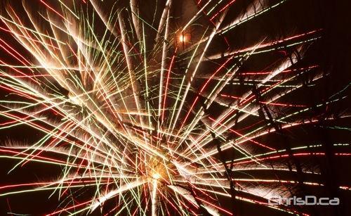 Fireworks at The Forks (CHRISD.CA FILE)