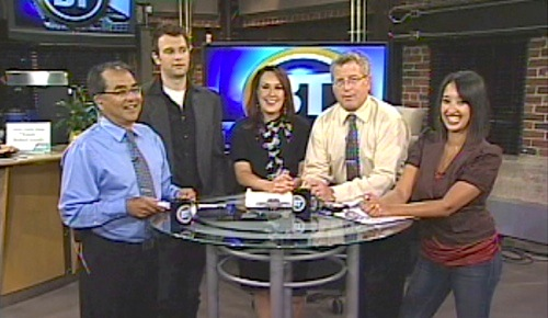 Citytv Breakfast Television - Evan Campbell