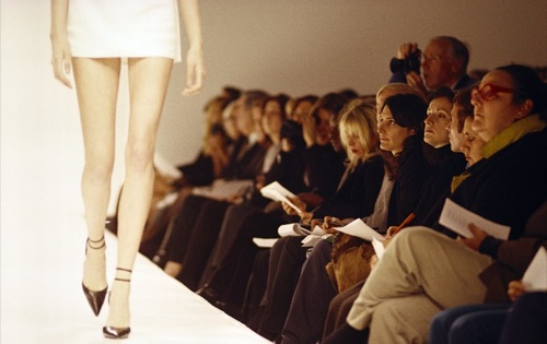 Fashion Model Runway