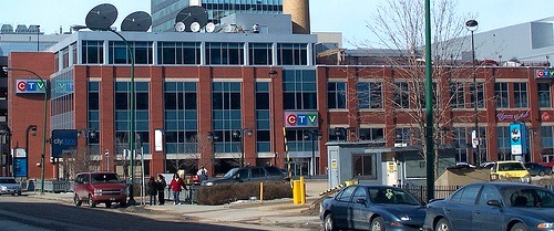 CTV Winnipeg - 400-345 Graham Avenue