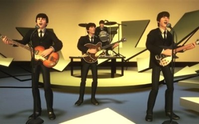 Beatles Cover Band Playing Rooftop Concert