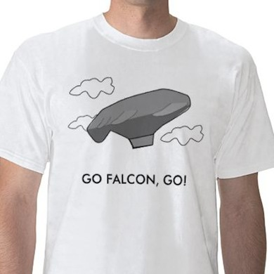 Balloon Boy - Falcon Heene - T-shirt